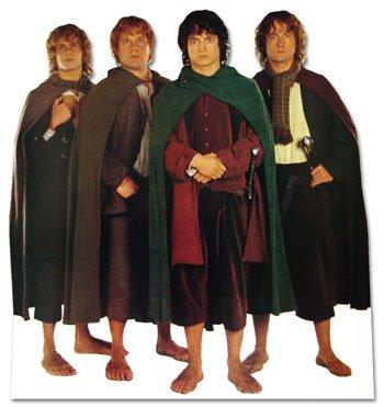Hobbits ! (le geek est en moi)
