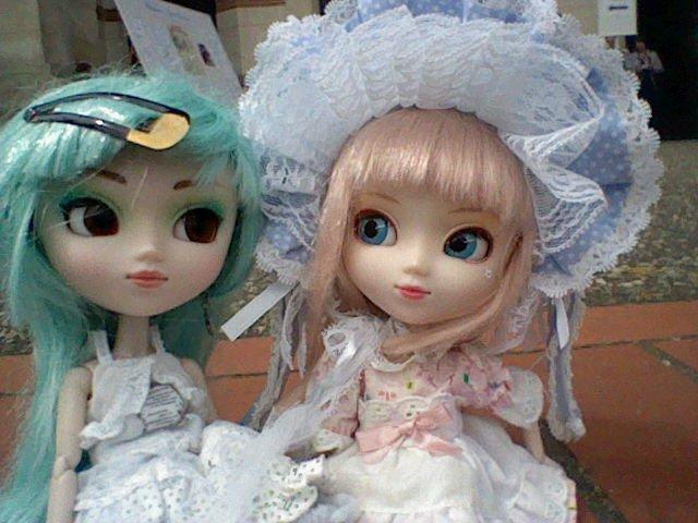 Mizuiro et Mei