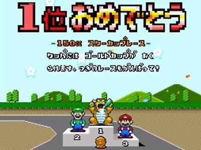 De l'alcool dans Mario Kart !