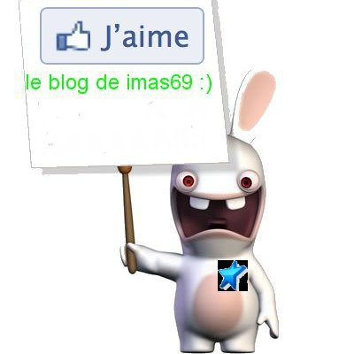 J'aime mon blog :)