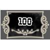 100 com's