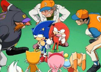 L'équipe de Baseball :)