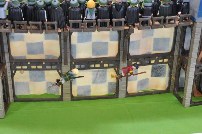 Harry Potter en playmobils, par Deklick