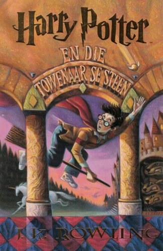 Harry Potter 1 en afrikaans