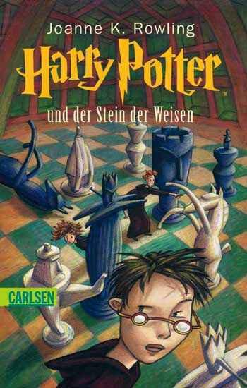 Harry Potter 1 en allemand
