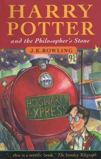 Harry Potter 1 en anglais