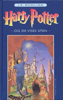 Harry Potter 1 en danois