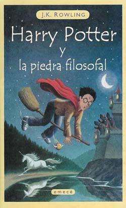 Harry Potter 1 en espagnol