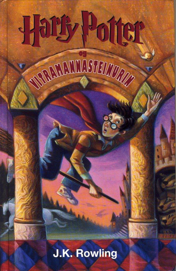 Harry Potter 1 en féroïen