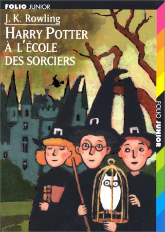 Harry Potter 1 en français