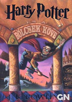 Harry Potter 1 en hongrois