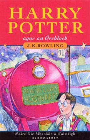 Harry Potter 1 en irlandais