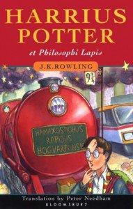 Harry Potter 1 en latin