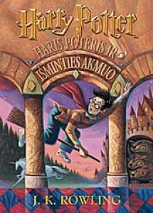 Harry Potter 1 en lituanien
