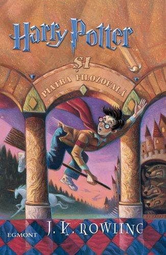 Harry Potter 1 en roumain