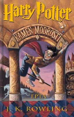 Harry Potter 1 en slovène