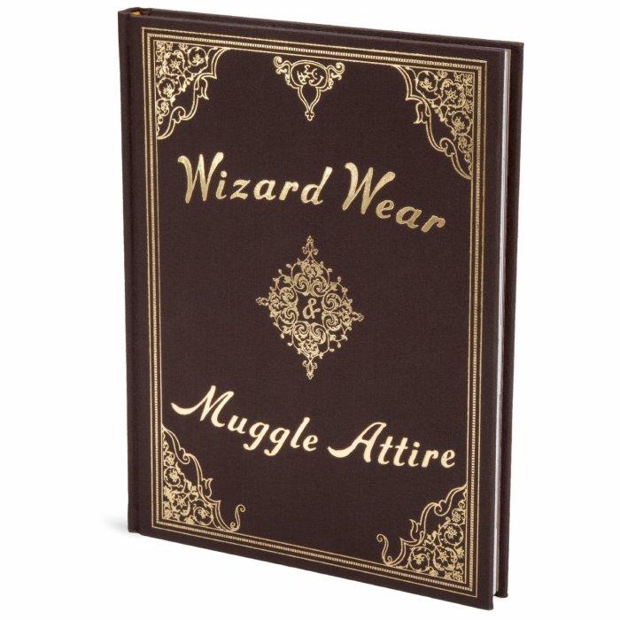 """Wizard Wear, Muggle Attire"""