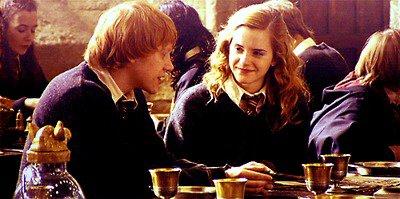 Rupert Grint; Emma Watson
