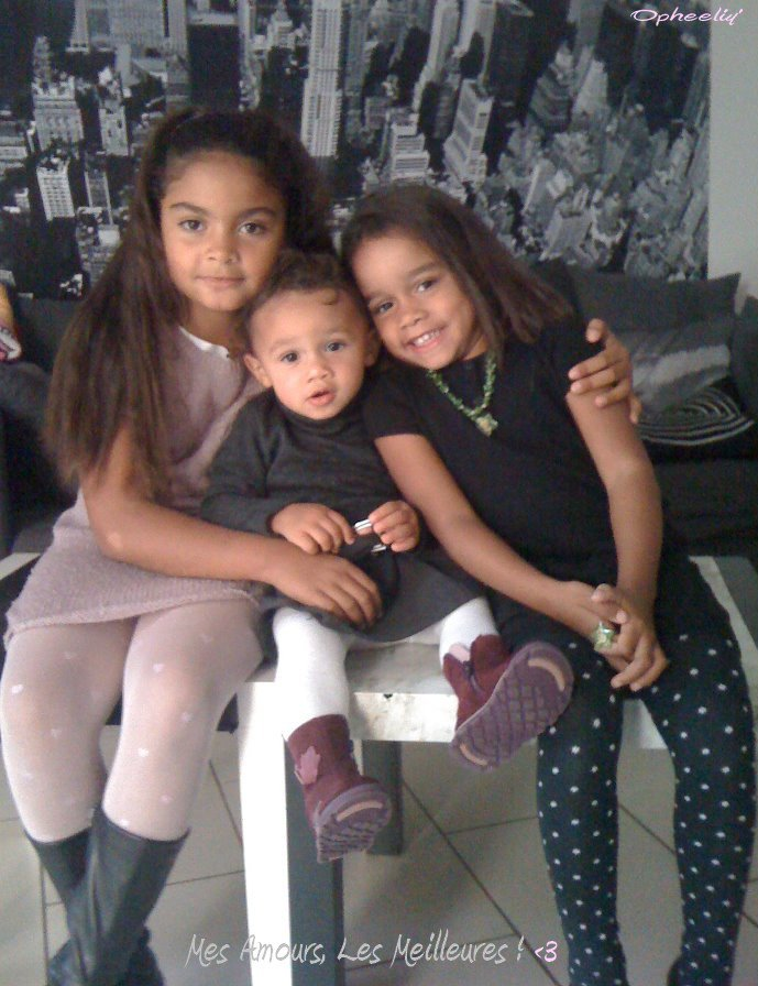 Mes Amours ! <3