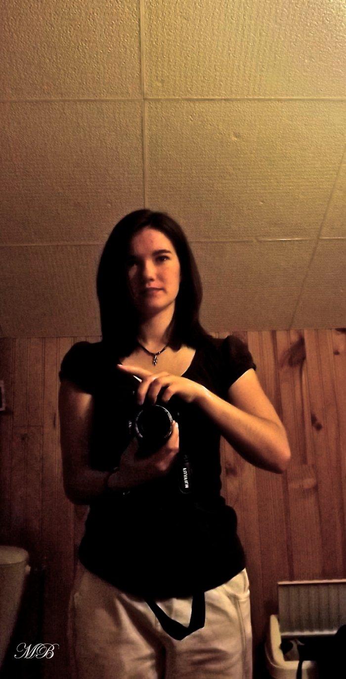 """""""Auto-portrait"""" sur photographie-mooi"""