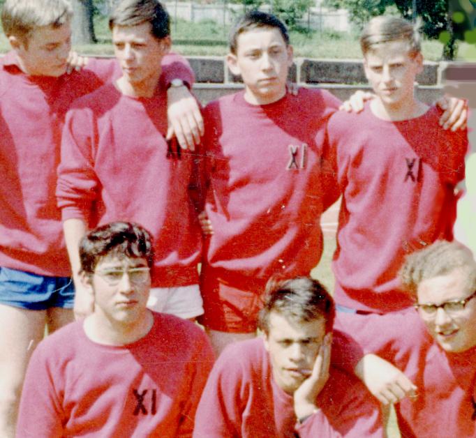 Fußball-7 am Slevogt-Gymnasium Landau
