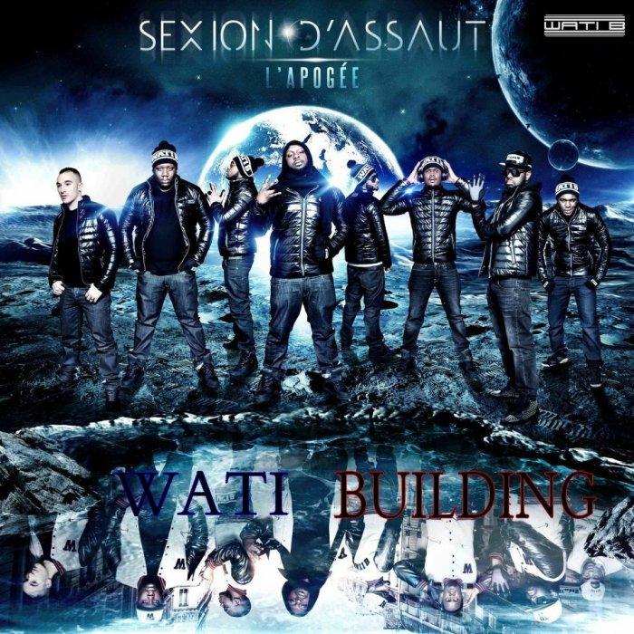 Sexion D'Assaut - L'APOGEE [COVER OFFICIEL WATI BUILDING]