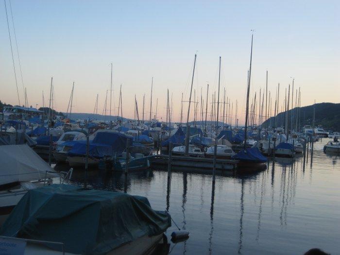 Petits bateaux..