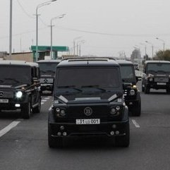armenian mafia cars in erevan