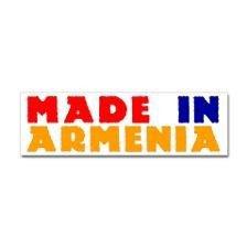 represent armenie.  mad in armenia