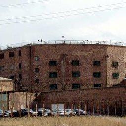 prison armenia kosh gaxut zona