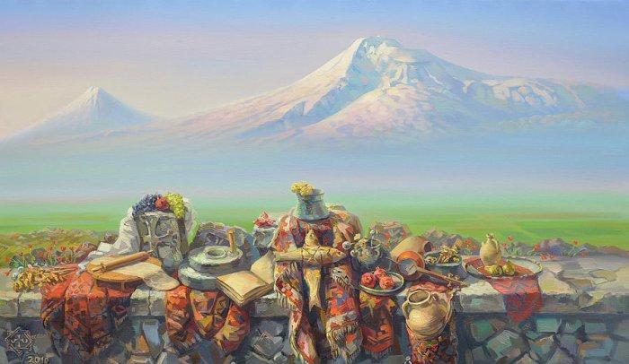armenia yerevan haut karabakh kavkaz ararat mountain wallpap