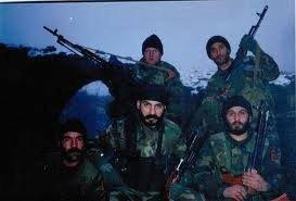armenien fighters war karabakh asala armyane caucaisan armen