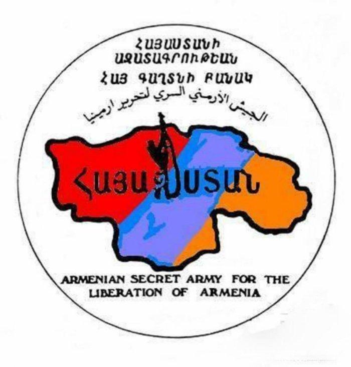 asala armenian terrorist liberation caucasus armenia