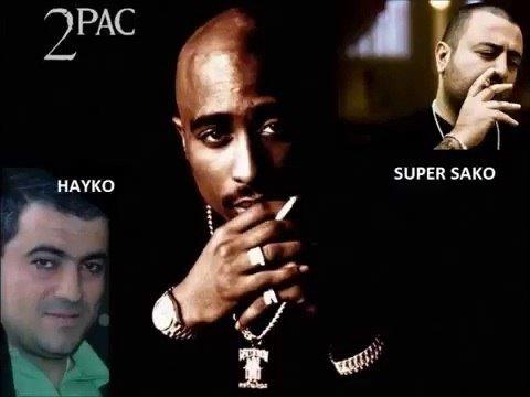 Best Song Spitakci Hayko 2 Pac Super Sako  Armenian music