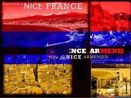 represent un armenien refugie immigrant in nice france