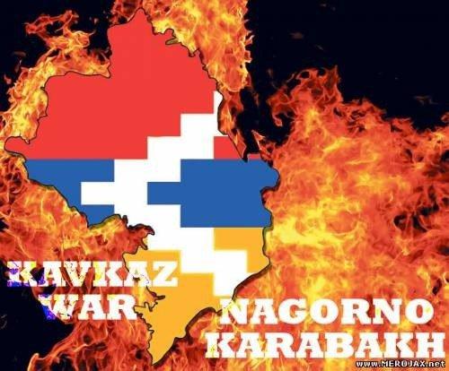 kavkaz war nagorny karbakh caucasus haut karabag la guerre