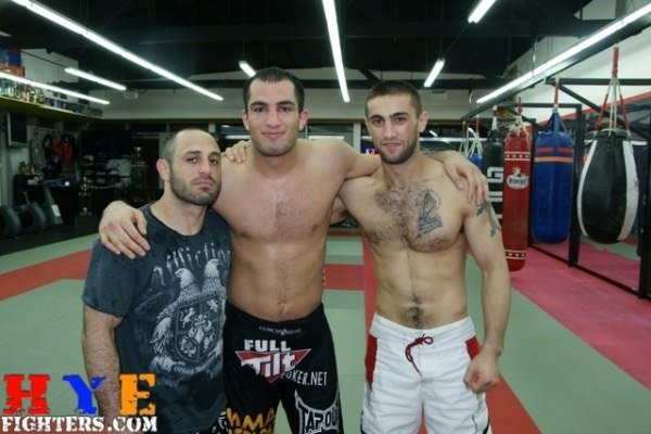 hye fighter armenian team mma boxing wrestling borba boxe