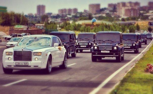 armenian luxuary cars roys roys armenia yerevan cortege arm
