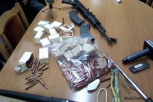 armenian armées drogue kalachnikov armenians kovkas mafia