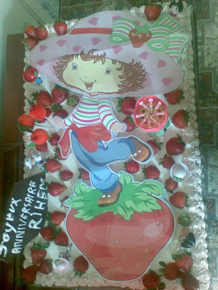 la tarte de ma fille