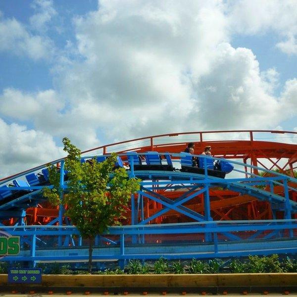 Blue Flyer (Pleasure Beach, Blackpool)