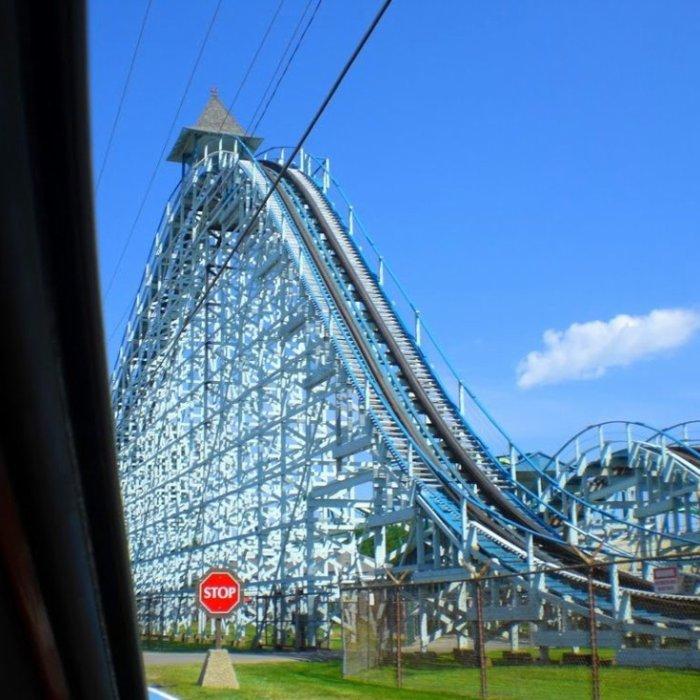Blue Streak (Cedar Point)