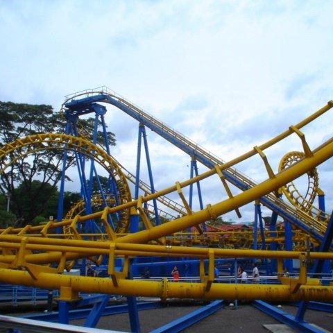 Bocaraca (Parque Diversiones)