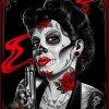 Profil de pinup-zombie