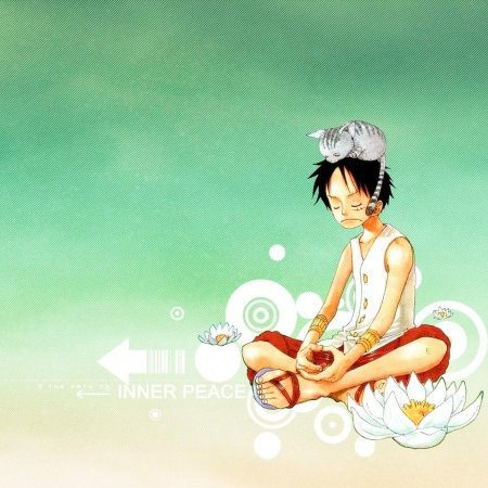 one piece luffy^^