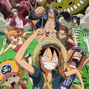 one piece: les pirates au chapeau de paille