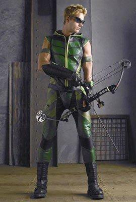 Oliver (l'archer vert)