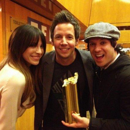 NRJ Music Award' <3