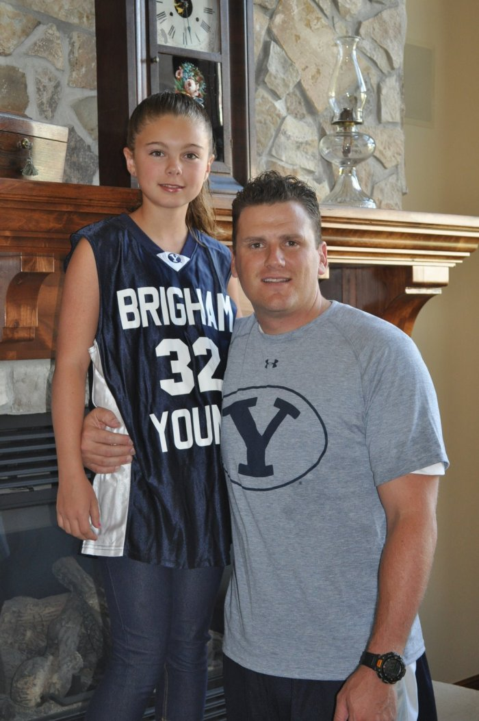 Family of David Decker - Utah