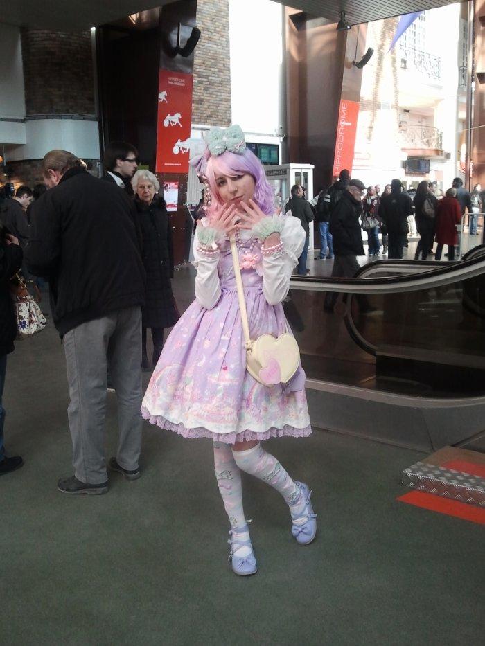 Week end Japon ~~ Février 2012